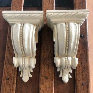 Set of Decorative Window Sconces